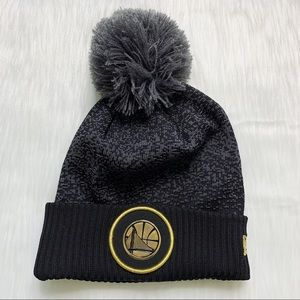 NBA Golden State Warriors Beanie Youth